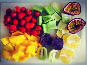 Cut Fruit and Veg