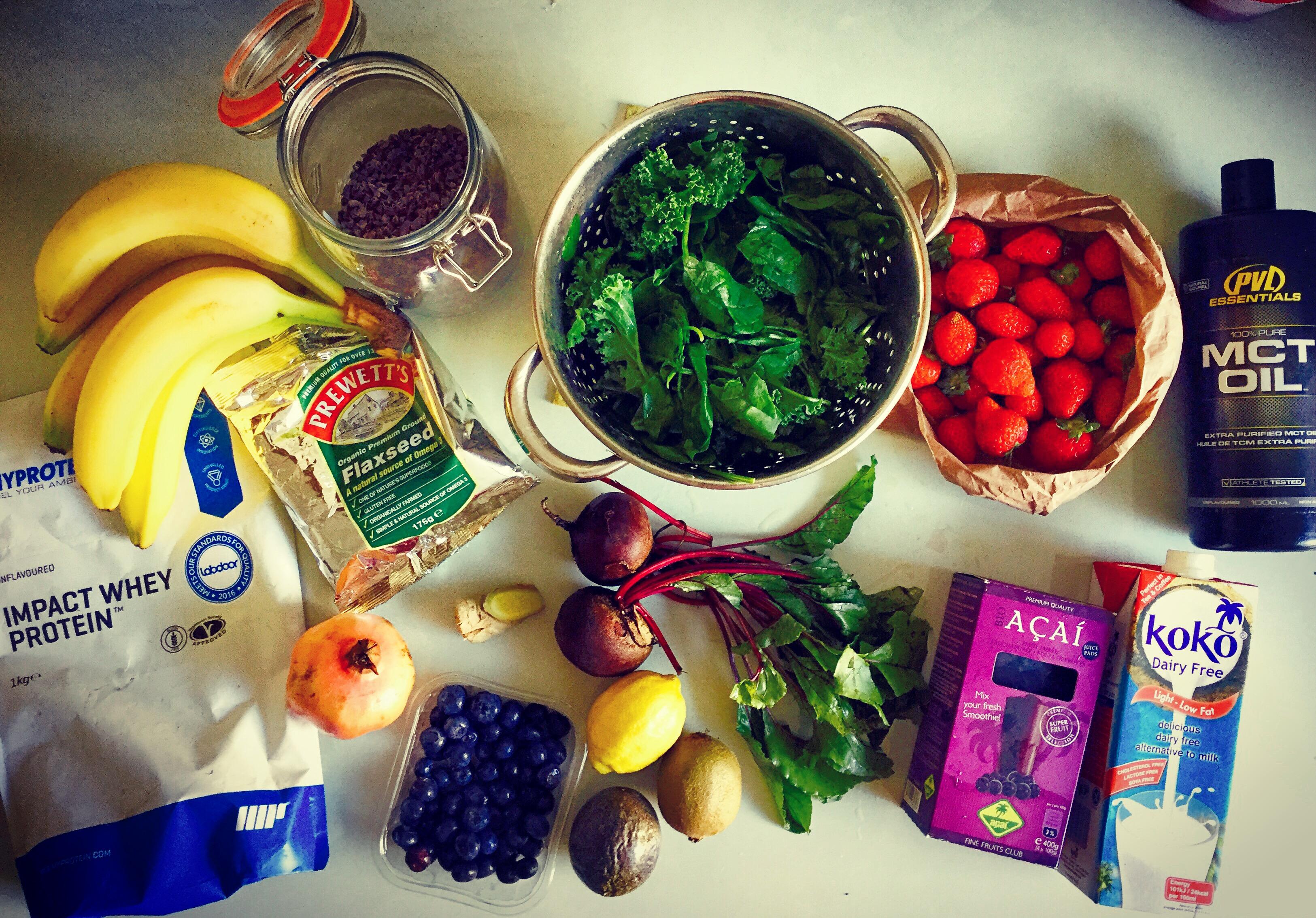 fruit veg
