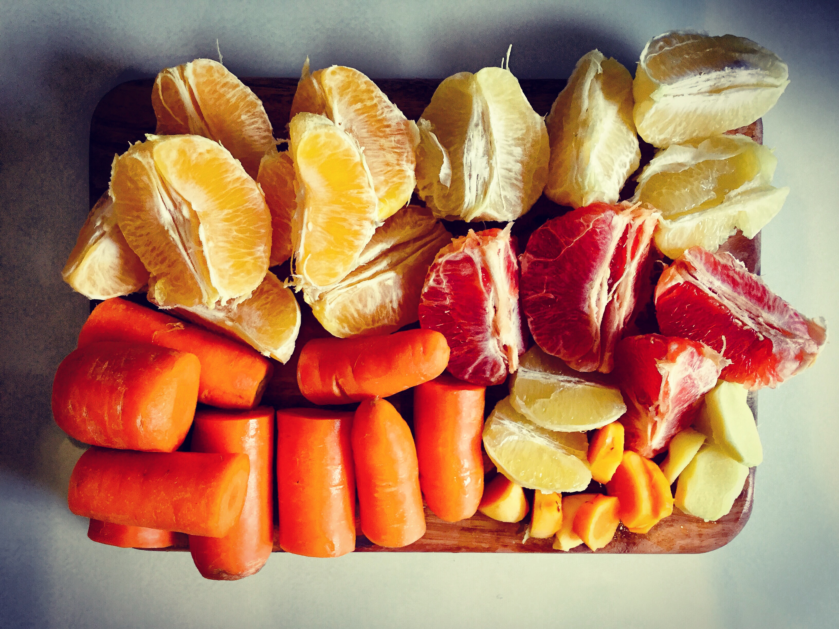 cut fruit veg