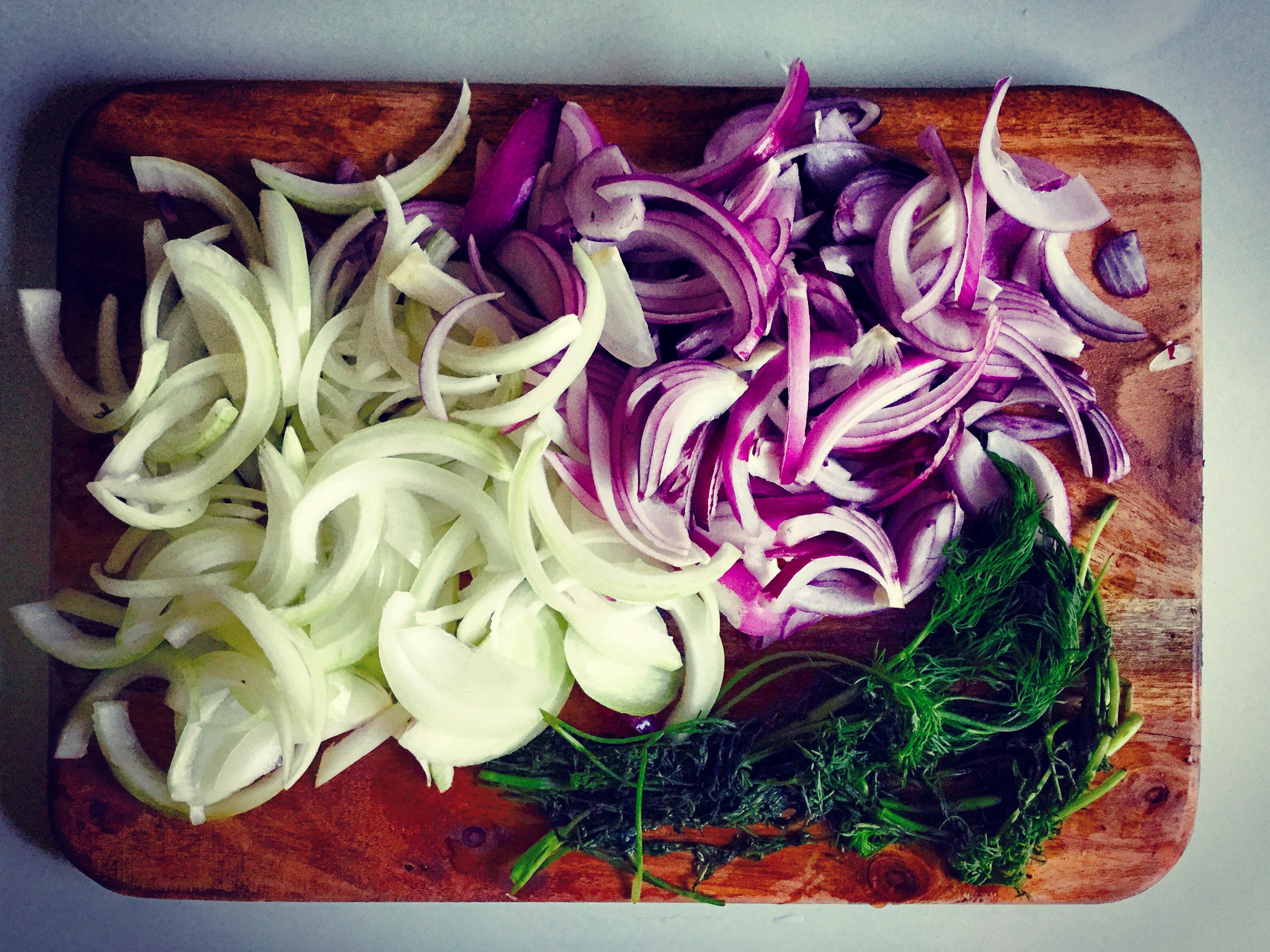 onion dill