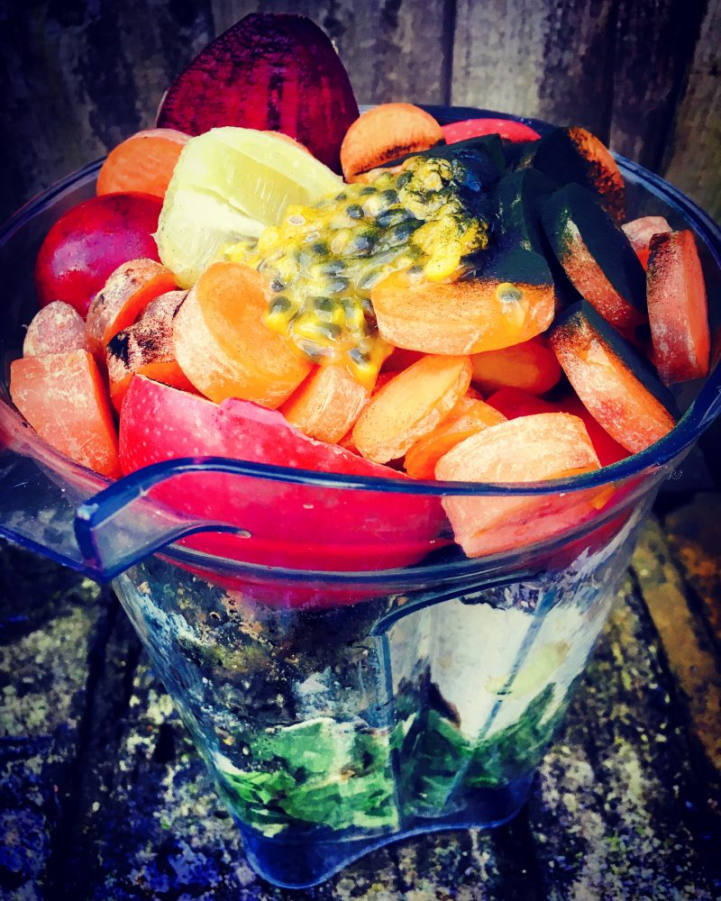 Best Carrot Smoothie