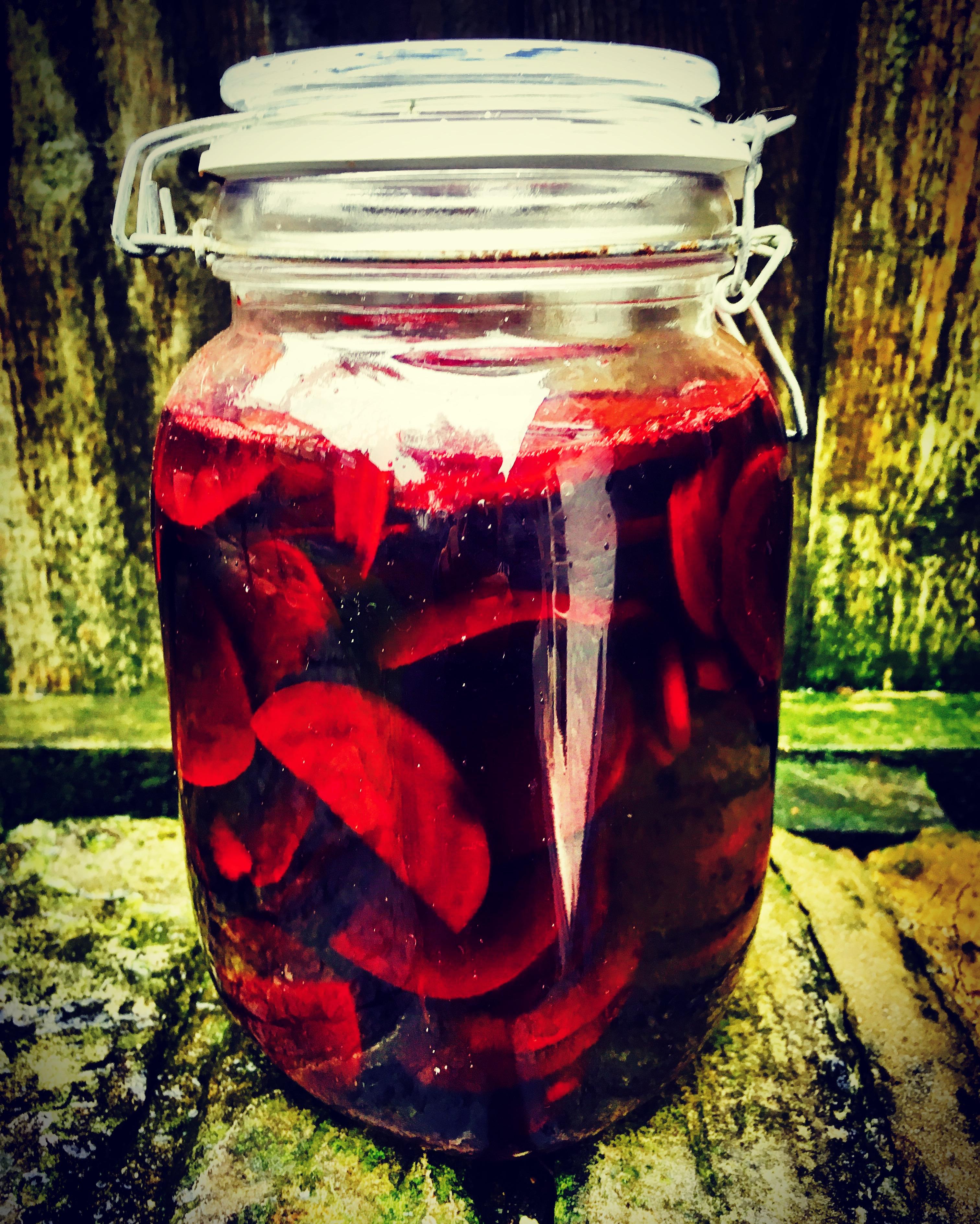 Best Fermented Beetroot Recipe
