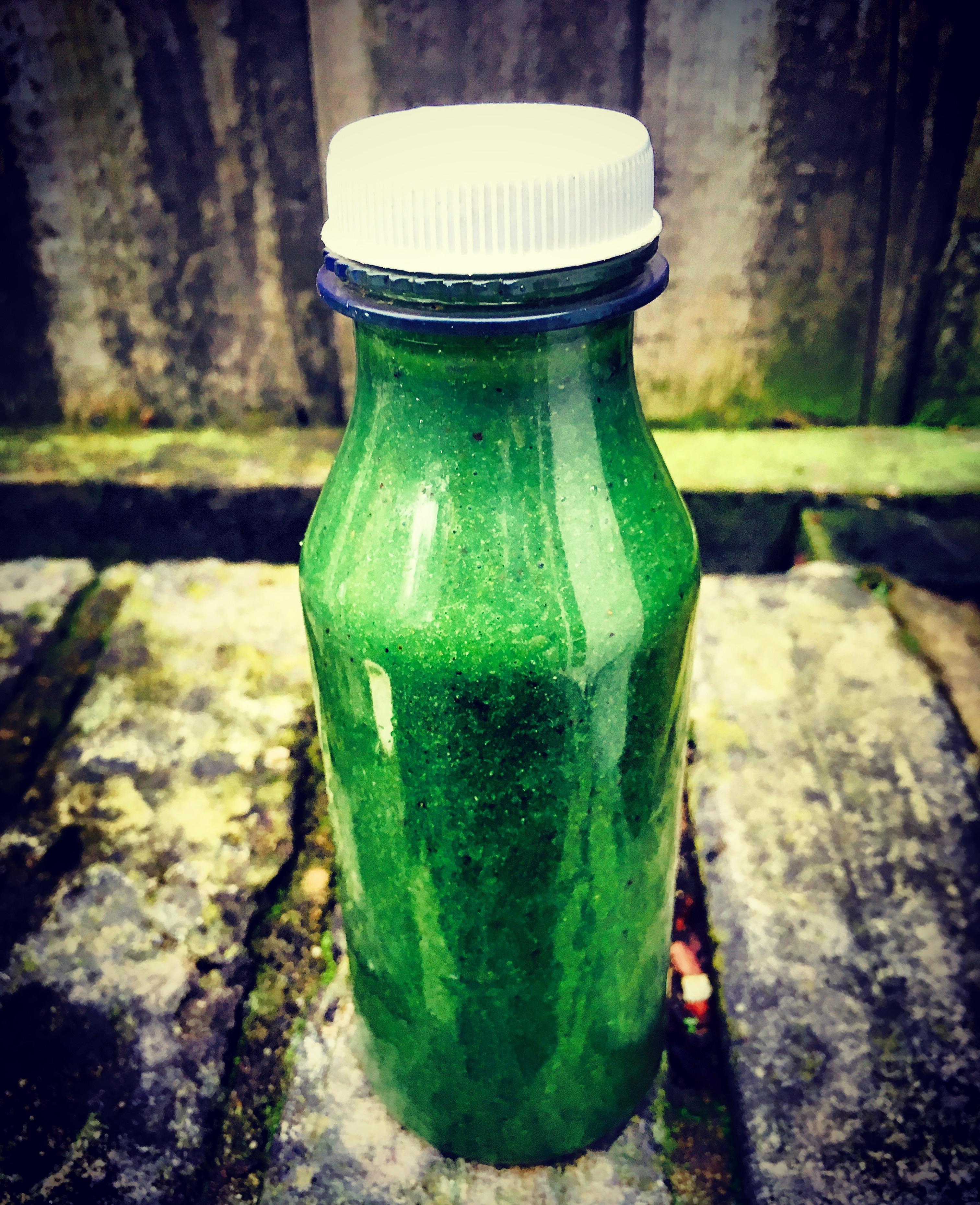Best Green Orange Smoothie
