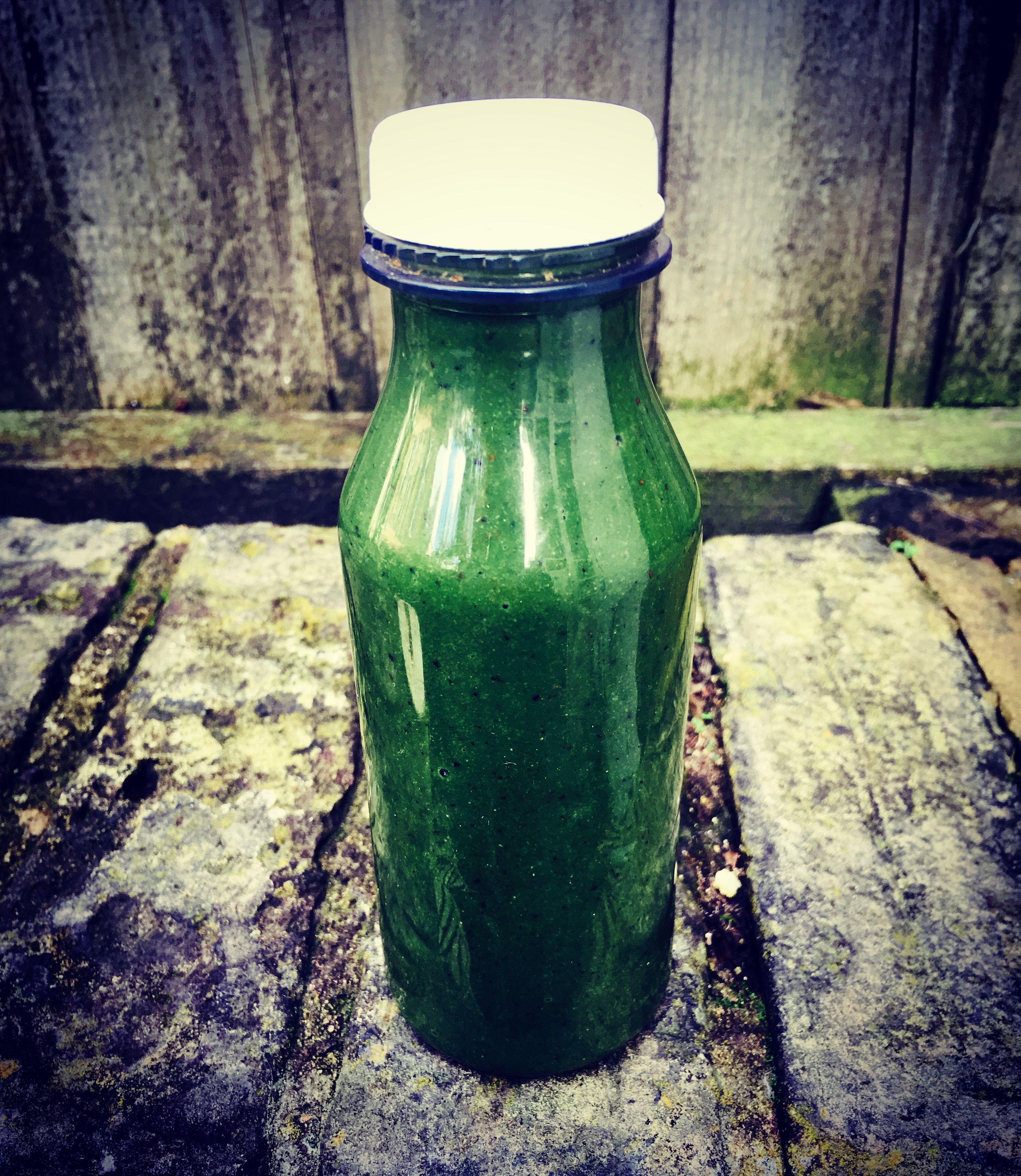 best green fruit smoothie